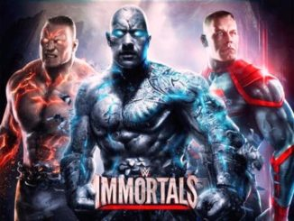 Download WWE Immortals game