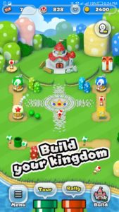 New Super Mario Run game