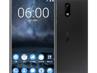 Nokia's first android mobile