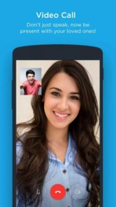 hike messenger for android