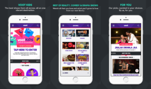 Voot app download free