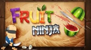 Fruit Ninja game
