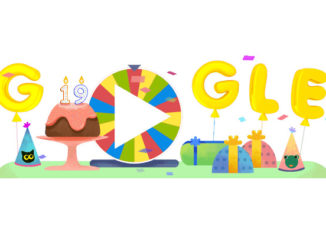 Google's 19th Birthday