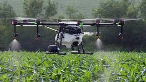 Drones in Agriculture