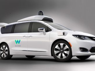 Waymo - self driving car