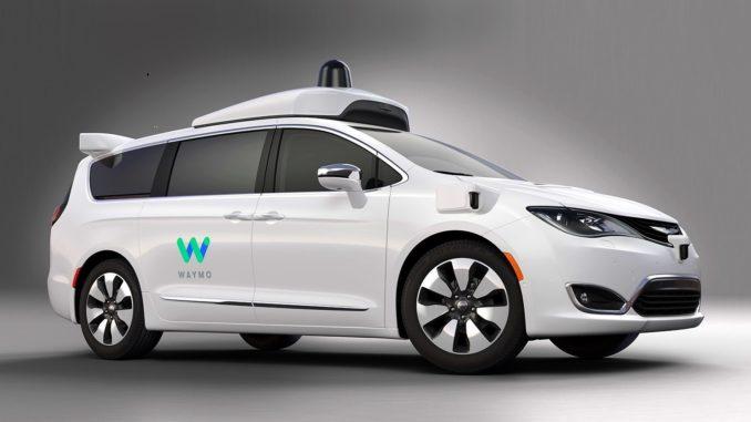 Waymo - self driving car