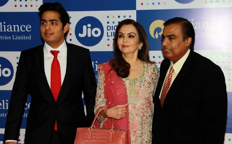 Reliance Jio 4G network free data , voice calls and plans