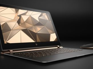 HP Spectre i7 laptop