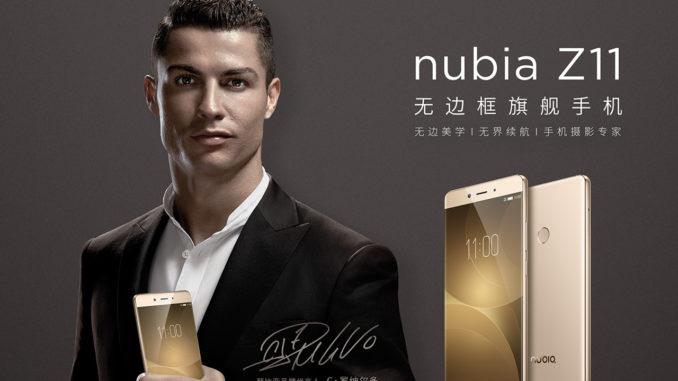 Nubia Z11 mobile
