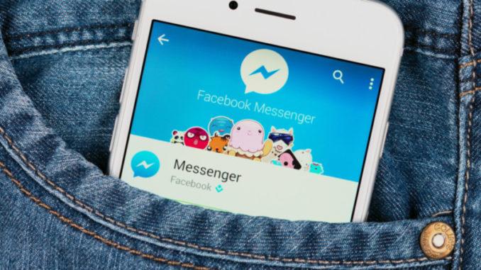 Facebook Messenger: Download/Update for faster FB chatting
