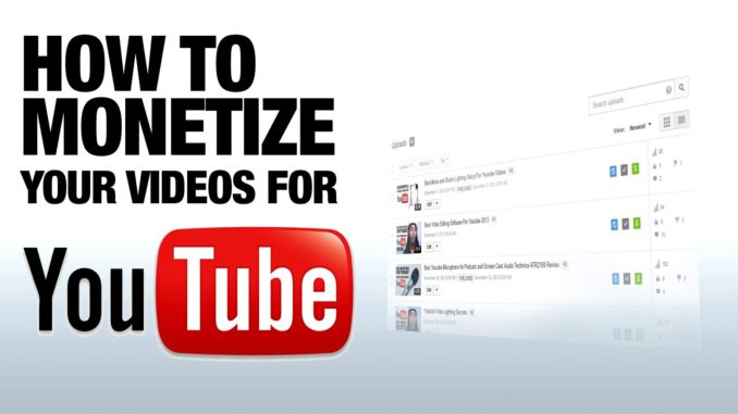 how to get your own youtube channel