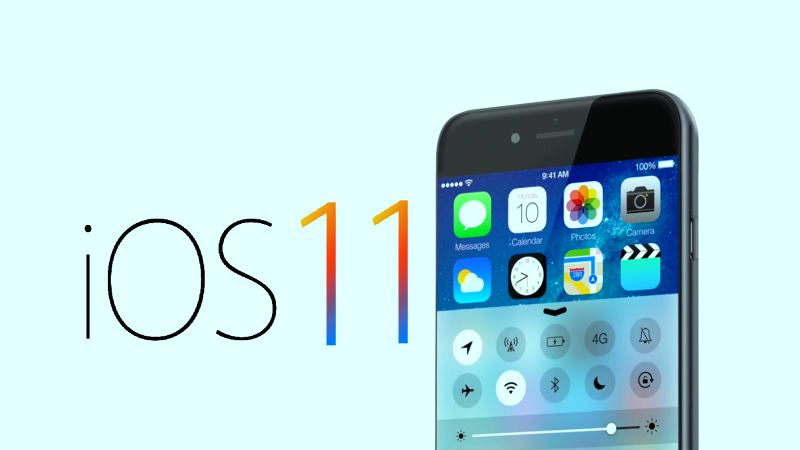 Apple iOS 11 for iPhone 8