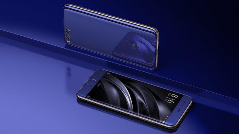 Xiaomi Mi 6 mobile
