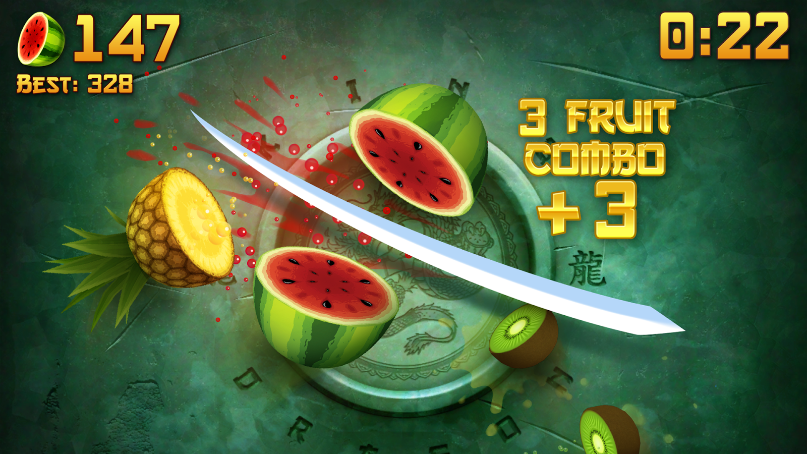 fruit ninja game and the many benefits of this game