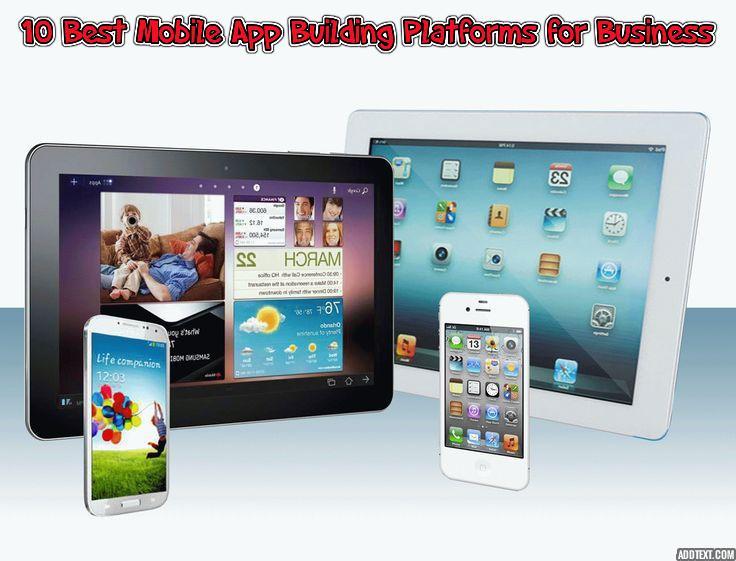 10 best App Creators