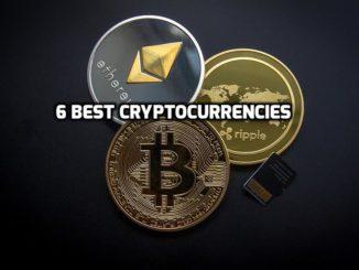 6 best cryptocurrencies