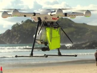 Lifeguard Drone Little Ripper