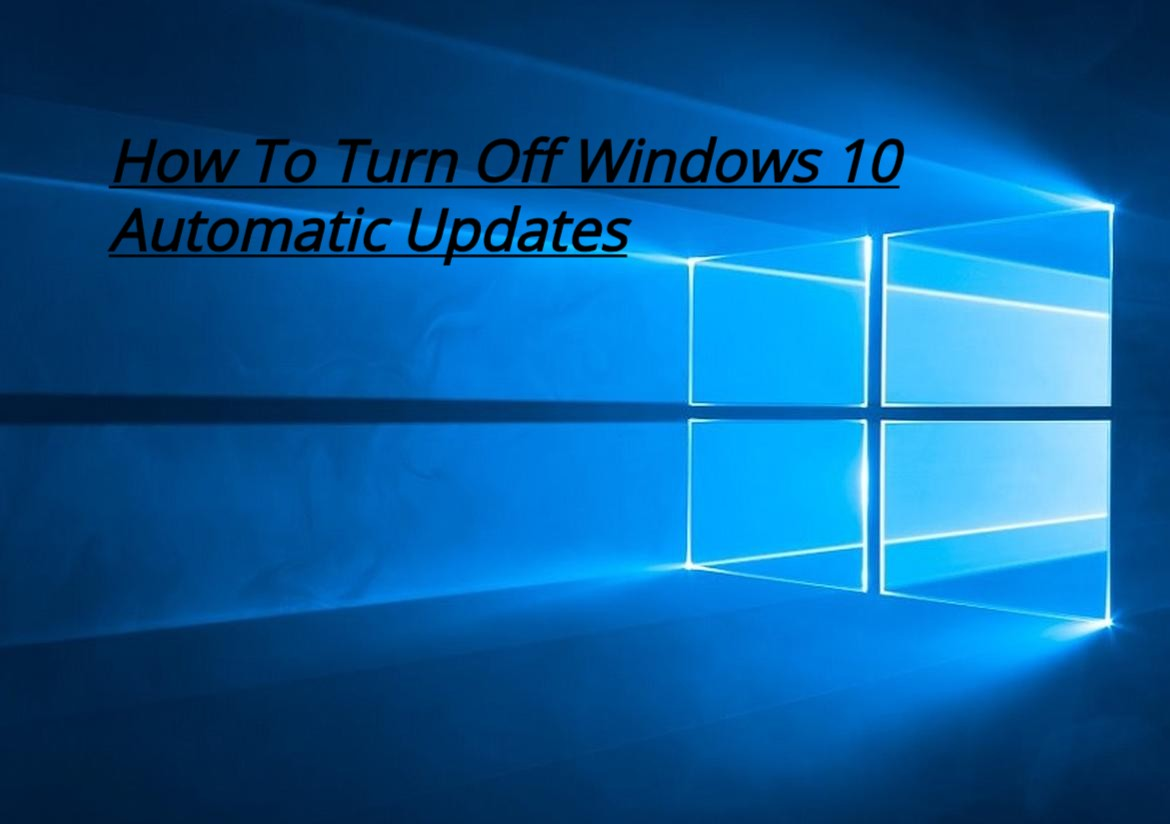 how to turn off windows automatic updates