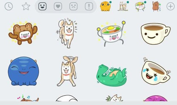 WhatsApp Stickers Pack
