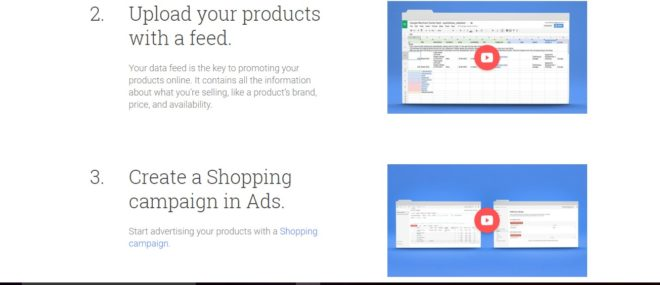 How to sell products on Google Shopping